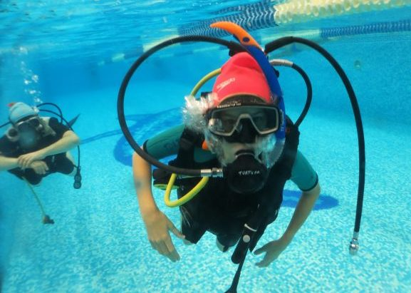 PADI Discover Scuba Diving / Ознакомительное погружение